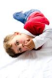 Мальчик способа Стоковое Фото
