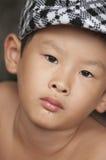 мальчик холодный Стоковое Изображение RF