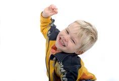 мальчик шаловливый Стоковое фото RF