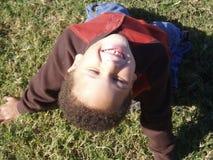 мальчик шикарный Стоковое фото RF