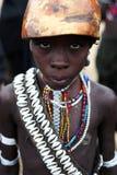 Мальчик Arbore Стоковая Фотография