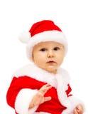 Мальчик Santa Claus. Портрет. Стоковое Фото