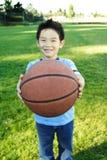 мальчик sporty стоковая фотография rf