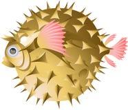 мальчишка рыб бесплатная иллюстрация