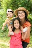 Мама и дочь Стоковое Изображение RF