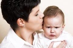 мама младенца Стоковое Фото