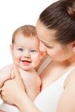 мама младенца Стоковое фото RF