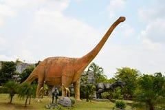 Маменчизавр динозавра Стоковая Фотография
