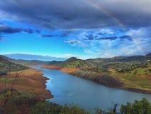 мамонтовая гора Стоковая Фотография