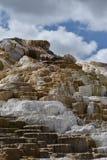 Мамонтовая терраса Стоковая Фотография RF