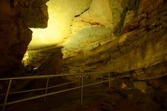 Мамонтовый национальный парк пещеры, США стоковые фотографии rf