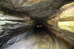Мамонтовый национальный парк пещеры, США стоковая фотография rf