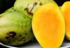 манго зрелый Стоковое Изображение RF