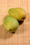 манго пар свежий Стоковая Фотография