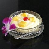 Манго фруктового салата Стоковое фото RF