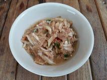 Манго чилей еды тайское Стоковые Изображения RF