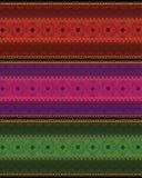 мандала граници знамени цветастое Стоковая Фотография