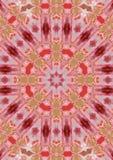мандала amarilis Стоковые Изображения RF