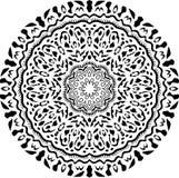 Мандала Art-4 иллюстрация штока