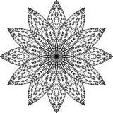 Мандала Art-6 иллюстрация вектора