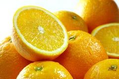 мандарины Стоковые Изображения RF