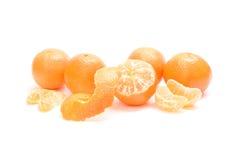 мандарины Стоковые Фотографии RF