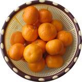 мандарины Стоковое фото RF