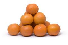 мандарины Стоковая Фотография