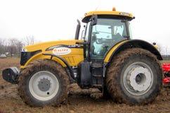 Маневры Аграрная выставка Зеппелина тракторы Стоковая Фотография