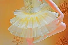 Манекен артиста балета Стоковые Изображения RF