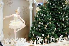 Манекен артиста балета Стоковое фото RF