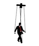 манекен бизнесмена Стоковое Изображение RF