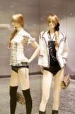 манекен женщины способа Стоковая Фотография RF
