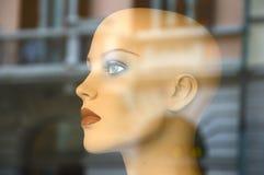 Манекен женщины Стоковое Изображение