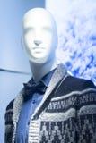 Манекен магазина одежд моды магазина думмичный Стоковое Изображение RF