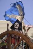 Манекен пирата Стоковое Изображение RF