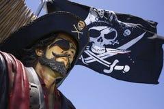 Манекен пирата Стоковое фото RF