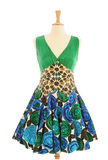 манекен платья Стоковое фото RF