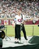 10.000 маниаков на Sun Devil Stadium Стоковая Фотография