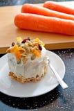 мания моркови 4 тортов Стоковые Изображения