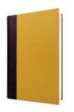 Манилы школы учебника книги обложки изолированная вертикаль вертикально стоковые фотографии rf