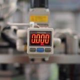 Манометр 2 давлений Стоковое фото RF