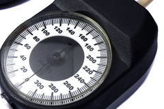 манометр шкалы Стоковая Фотография RF