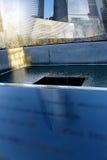Манхаттан 9/11 мемориалов, Нью-Йорк Башня свободы Стоковые Изображения RF