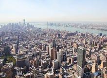 Манхаттан, Нью-Йорк, Соединенные Штаты Стоковая Фотография RF