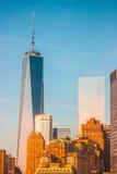 Манхаттан, NY стоковые изображения