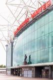 Манчестер, Великобритания: 26-ое июля 2017: Известный блок Манчестера стоковое изображение rf