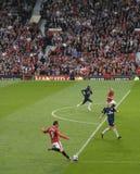 Манчестер Юнайтед арсенала Стоковое фото RF