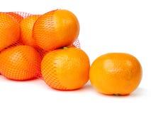 мандарины Стоковые Фото