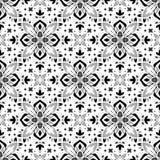 мандала Картина этнического вектора мотивов безшовная Стоковое фото RF